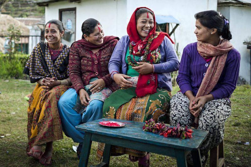 Apeiron i diritti delle donne del Nepal