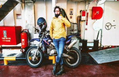 Chiavari Istanbul in motocicletta