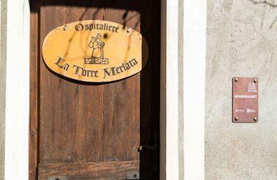 B&B Ospitaliere la Torre Merlata Ingresso