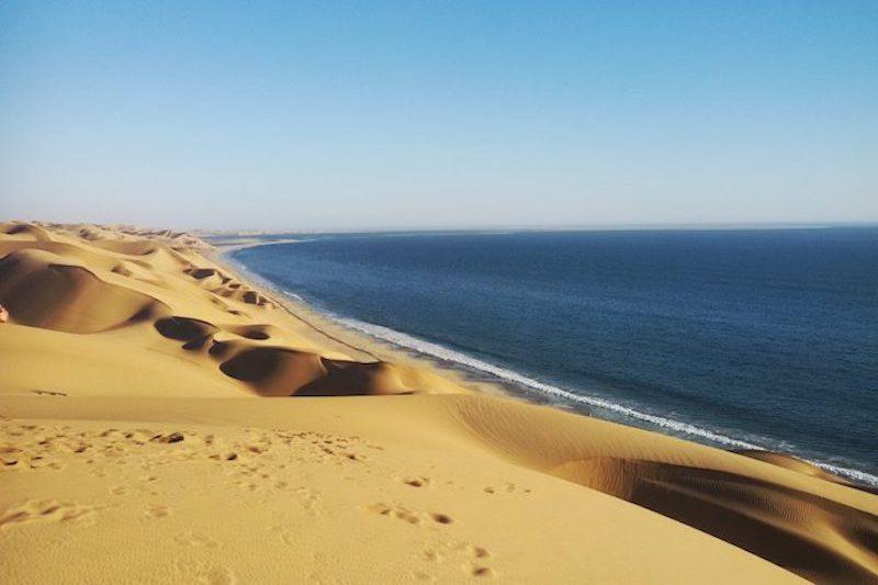Trek Around guida ambientale escursionistica Namibia