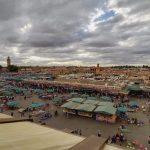 Italiani fuori Marrakech