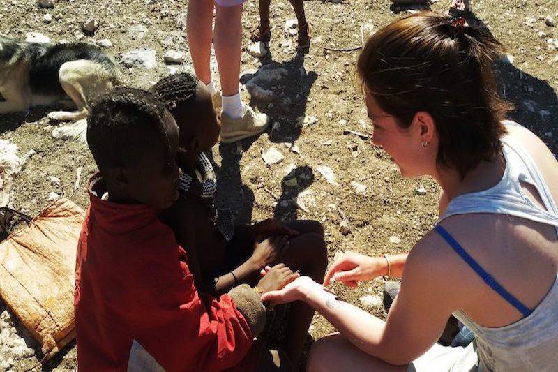 Trek Around Namibia