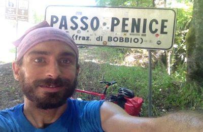Il mio primo viaggio in bicicletta Passo Penice