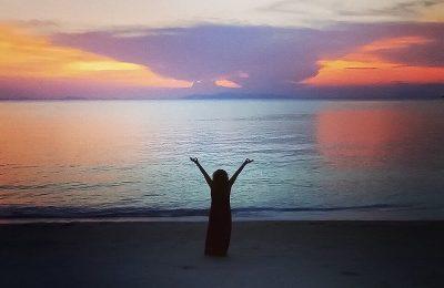 India tutto è possibile tramonto