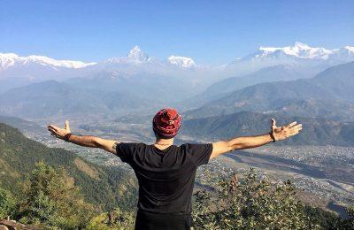La notte prima di partire Himalaya