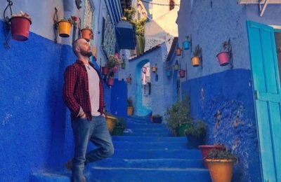 Chefchaouen la perla blu del Marocco