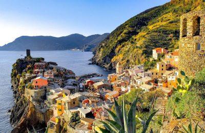 borghi sul mare in Italia